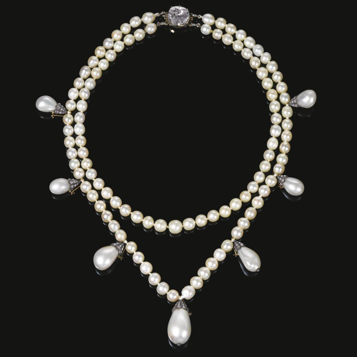 The Queen Joséphine Necklace