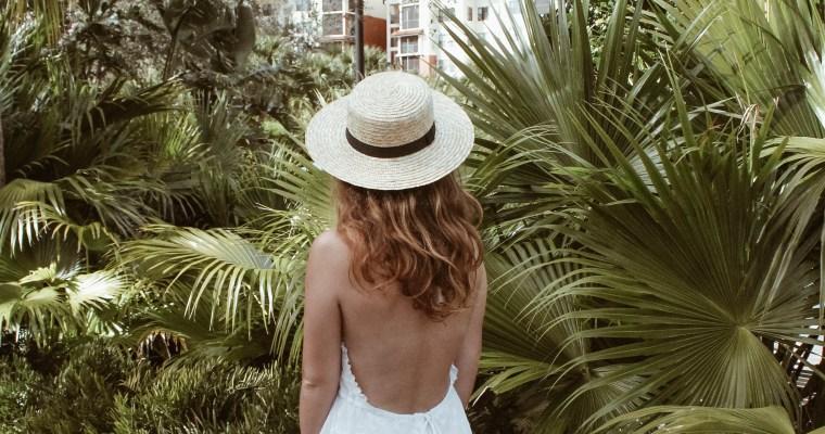 white sundresses for spring