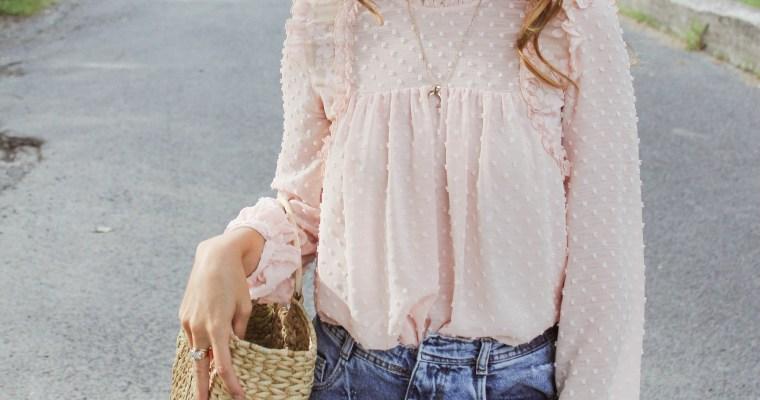 romantic blouse roundup
