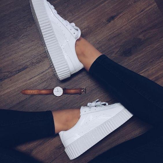 Πώς να κρατάς καθαρά τα λευκά αθλητικά παπούτσια