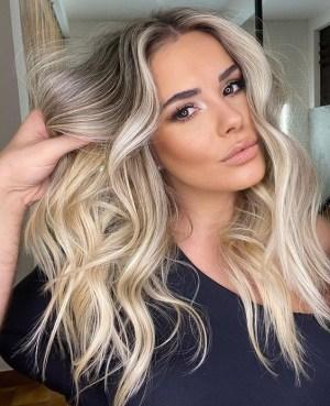 Εντυπωσιακά Looks Με Αλλαγή Τόνου Σε Ξανθά Μαλλιά