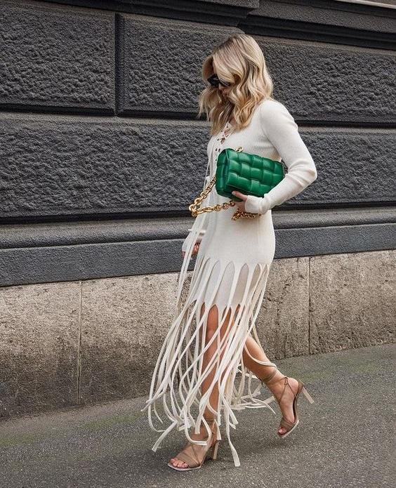 Πράσινες τσάντες το bag trend που υιοθετούν οι fashionista - The Cover
