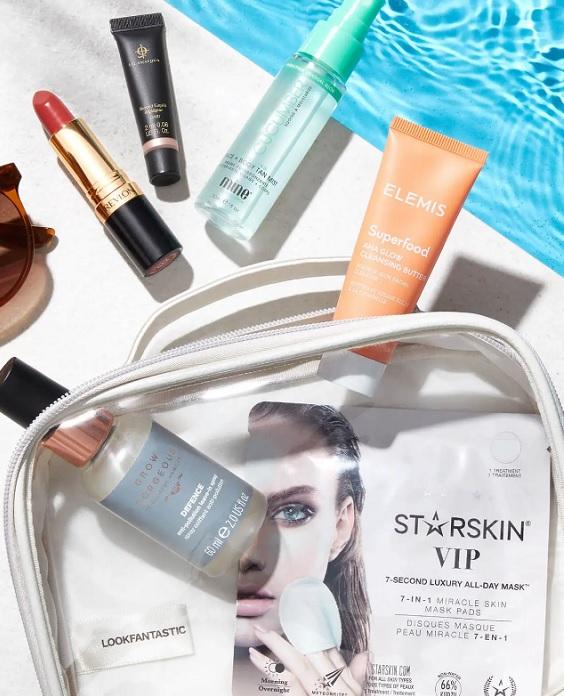 Look Fantastic Beauty Box Review - Κριτική για το κουτί Ιουλίου