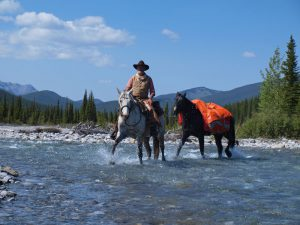 Moose Mountain Horseback Adventures - The Cowboy Trail