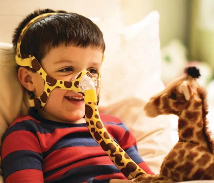 Philips Respironics Wisp pediatric CPAP mask
