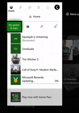 Xbox apps & games