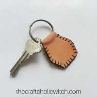 Create Simple Leather Key-fob