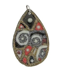 Diana Pear shaped Pendant