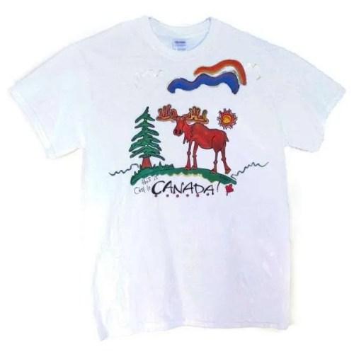 Canada Moose T-Shirt