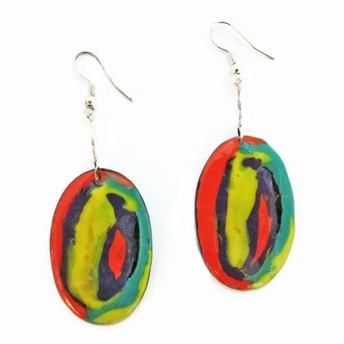 Rainbows of Colour Earrings