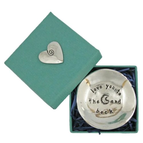 Love you to the moon box
