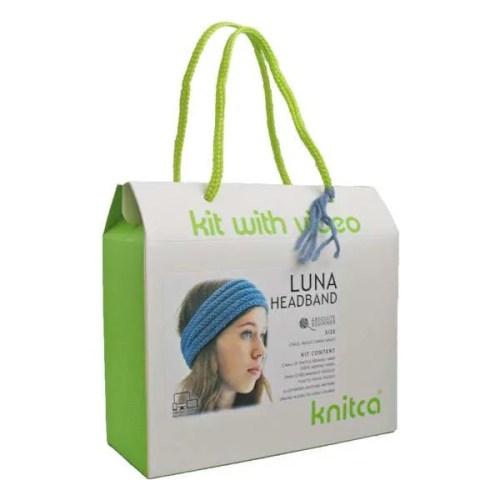 -Luna Headband Knitting Box