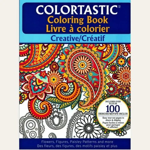 Kids Colouring Book - Creative