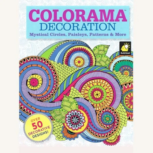 Mystical Colouring Book