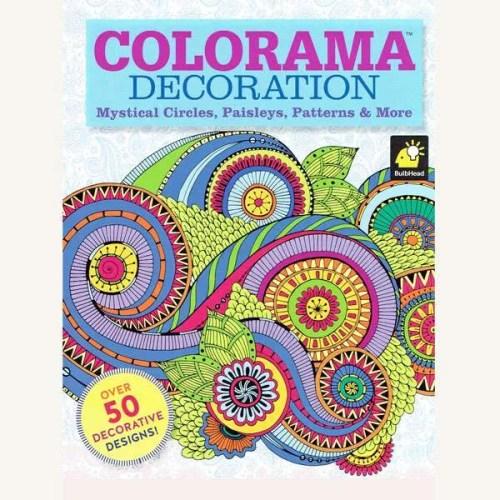Mystical Colouring Book
