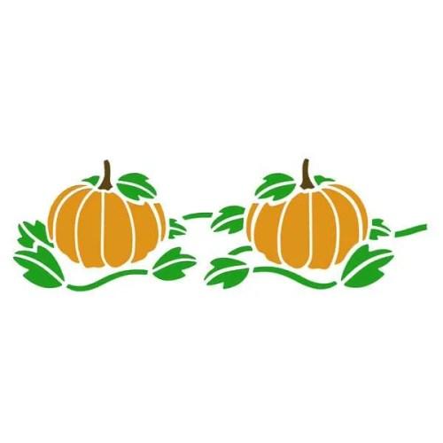 Pumpkin Stencil