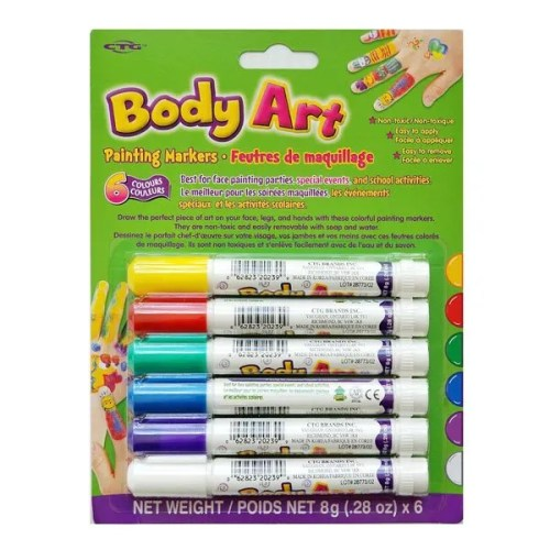 Body Art Painting Markers