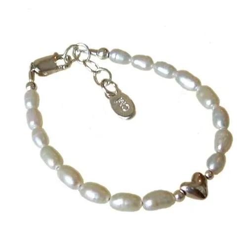 Baby Bracelet Freshwater Pearl