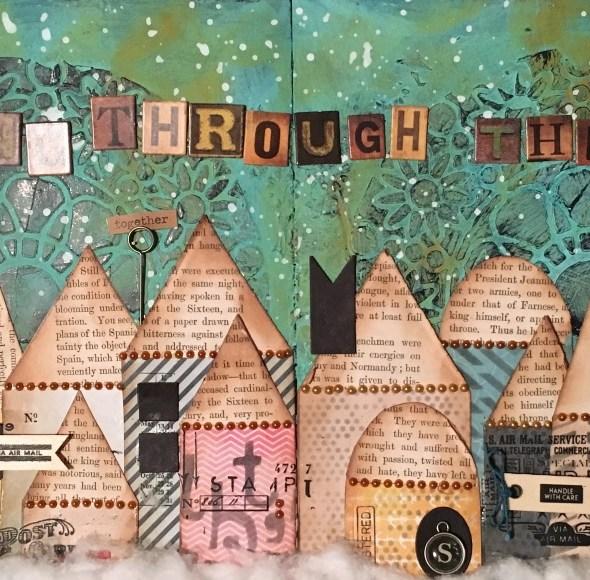 Kim Schofield, TCW644, Art Journal, Full