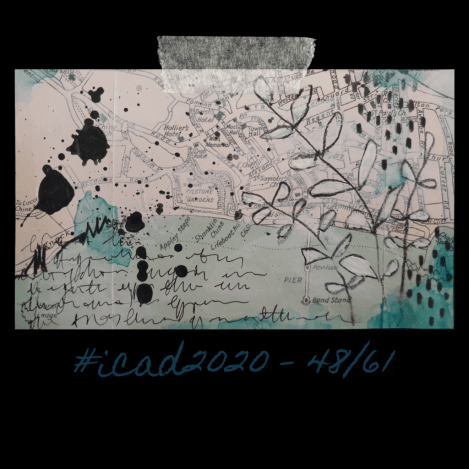 Dani-Choate-ICAD-index-card-a-day-mixed-media-limited-palette-mint-green