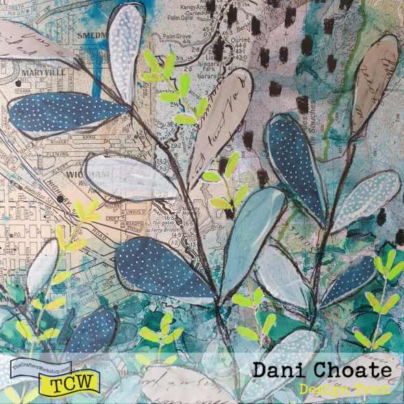 Dani-Choate-TCW855-leaf-art-journal-page-green