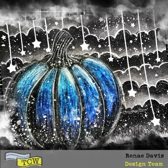 The Prussian Pumpkin by Renae Davis