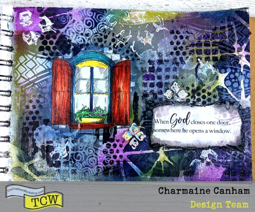Journal Page for TCW blog post 13 January 2021