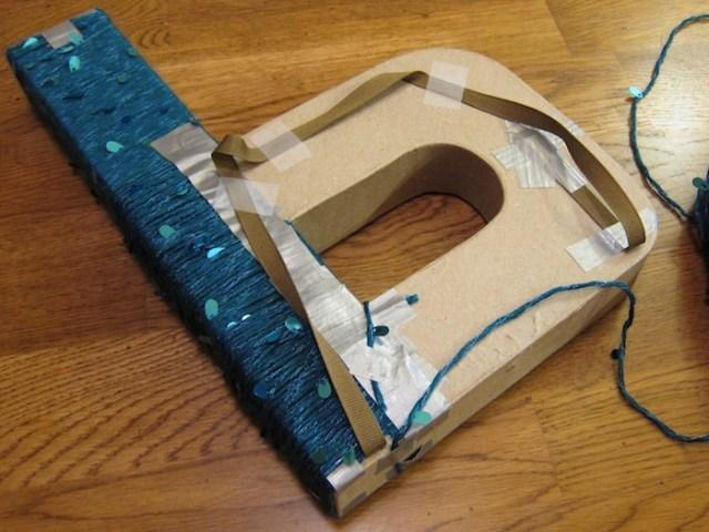 cardboard_letter_P_wreath16