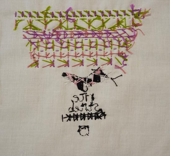 TAST: rice stitch