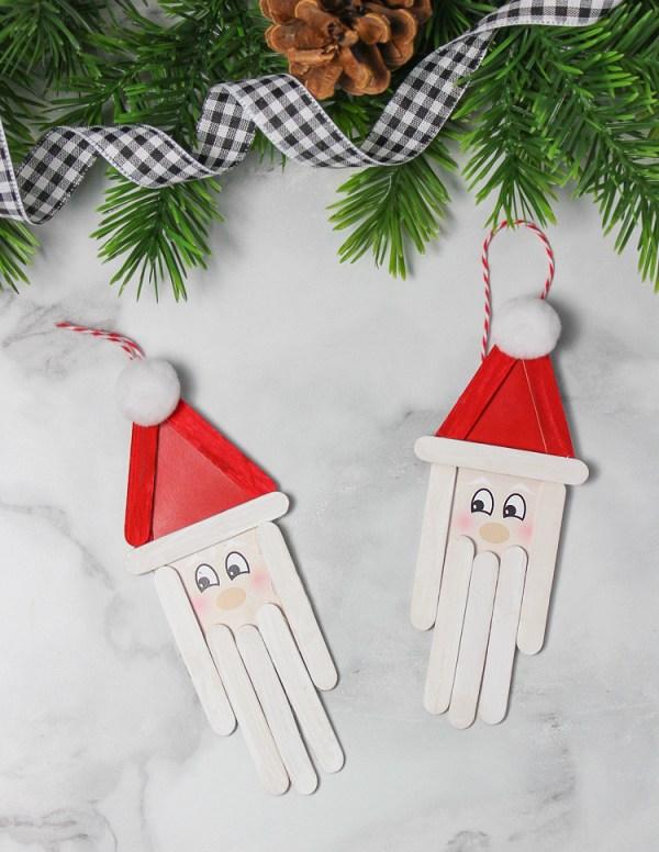 christmas ornaments popsicle sticks # 76