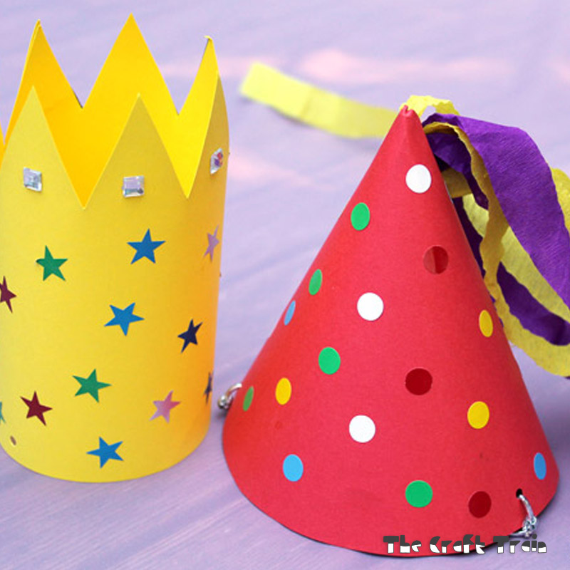 printable party hats