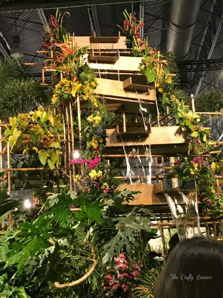 The Philadelphia Flower Show · The Crafty Boomer
