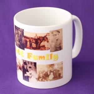 Family Photos Mug