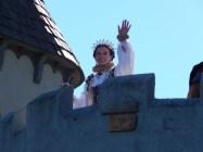Look, it's the Queen!