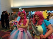 Party Cannon Pinkie Pie and what am I doing with my face here