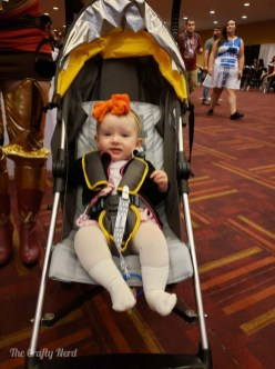 Tiny Nora is so cute!