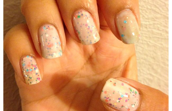 jelly sandwich nails