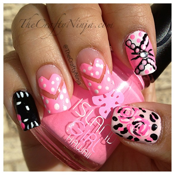 kawaii cute nails