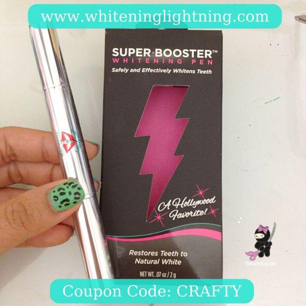super booster whitening pen