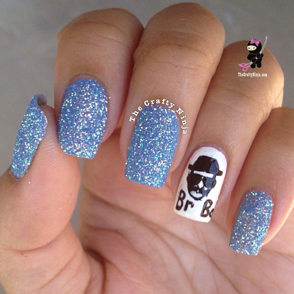 breaking bad nail tutorial