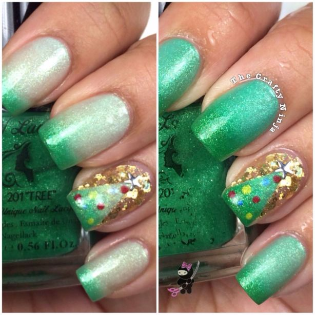 Thermal Green Polish