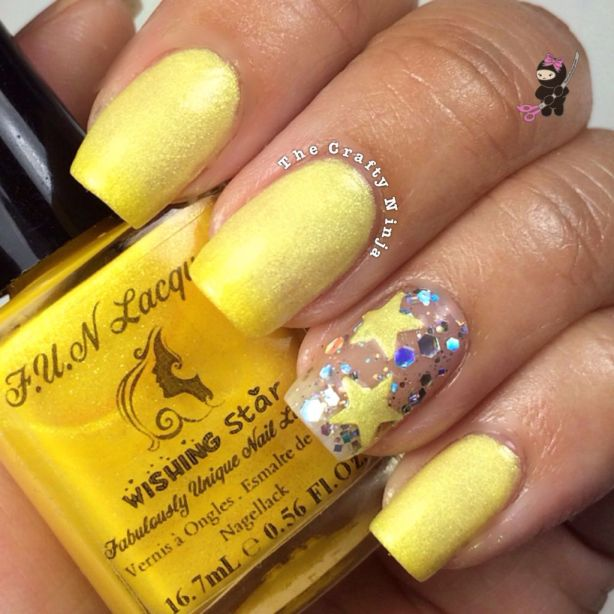Wishing Star Fun Lacquer