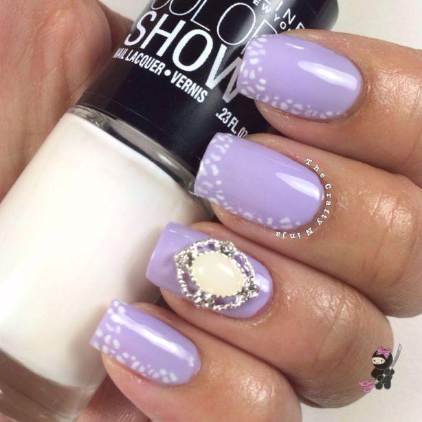 Mini Leopard Nails