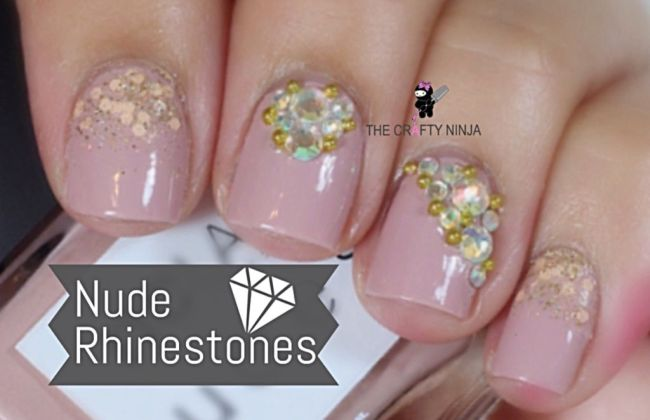 Youtube Nude Rhinestone