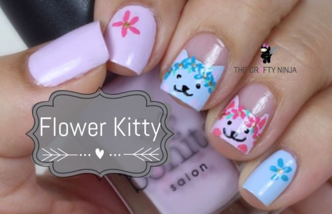 Youtube Kitty Flower