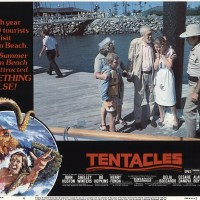 Hats off to Shelley Winters for classing-up the otherwise diabolically derivative Tentacles (1977).