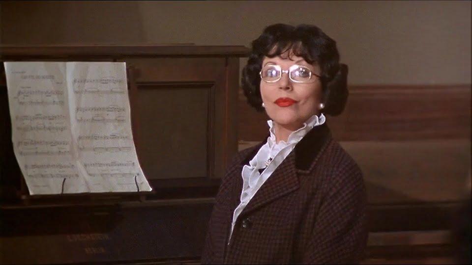 Joan Collins in Joseph And The Amazing Technicolor Dreamcoat