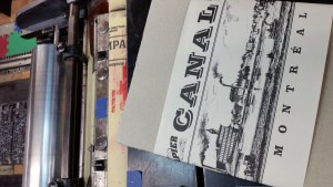 New stack of Canal Paper - cotton and luxurious
