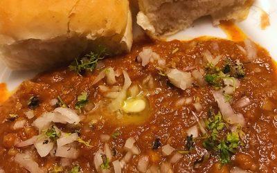 Bombay Pav Bhaji – Simple Recipe.