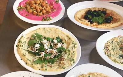 Experience the Taste of Israel at A World Away, Alibaug by Chef Moshe Shek.